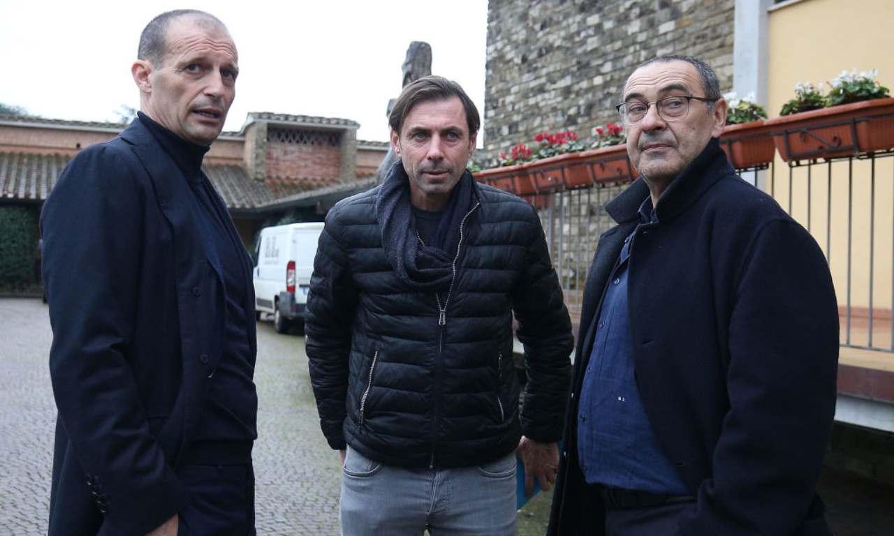 Calciomercato Roma Sarri