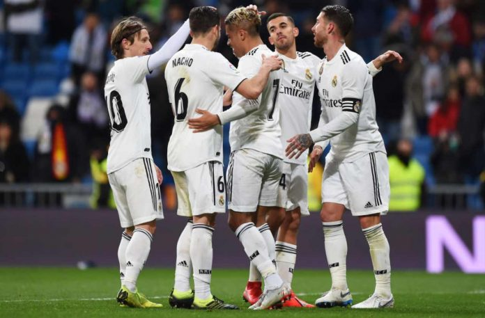 Mariano Diaz Real Madrid