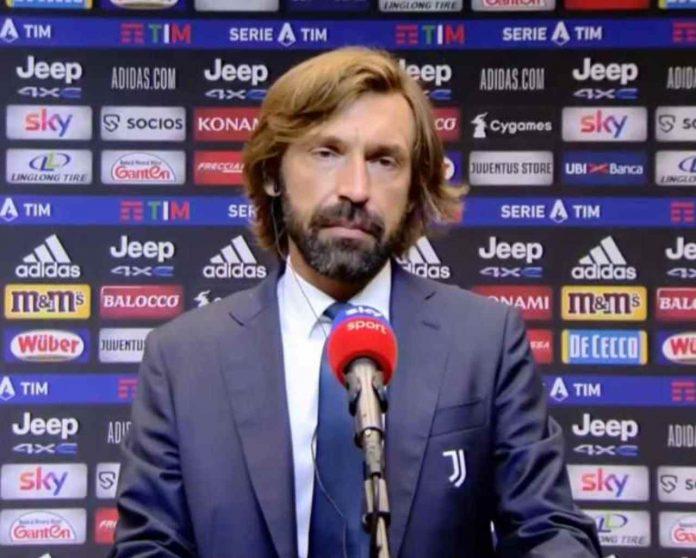 Milan-Juventus Pirlo