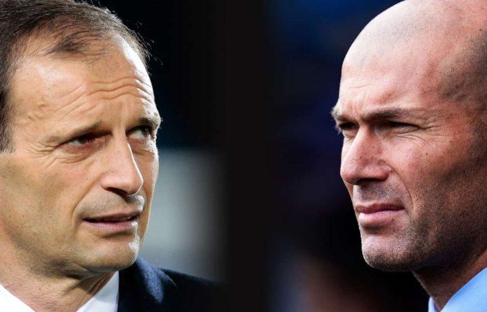 Allegri Zidane