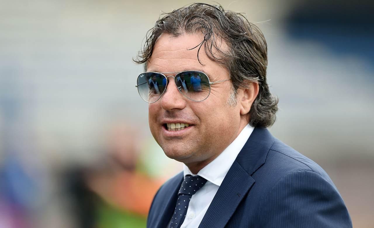 Calciomercato Inter Giuntoli