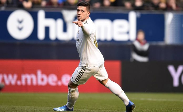 Calciomercato Milan Jovic