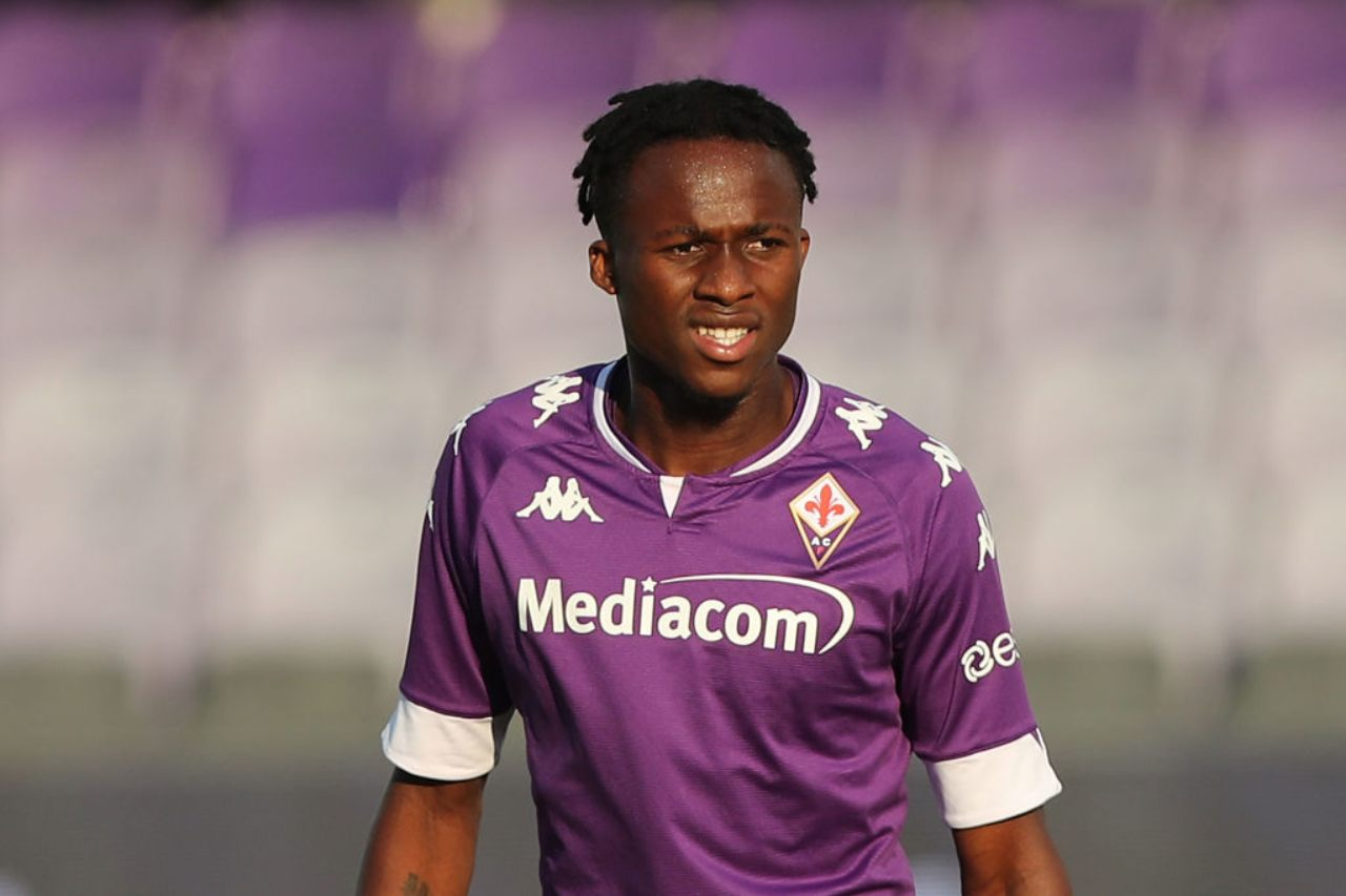 Fiorentina Christian Kouame