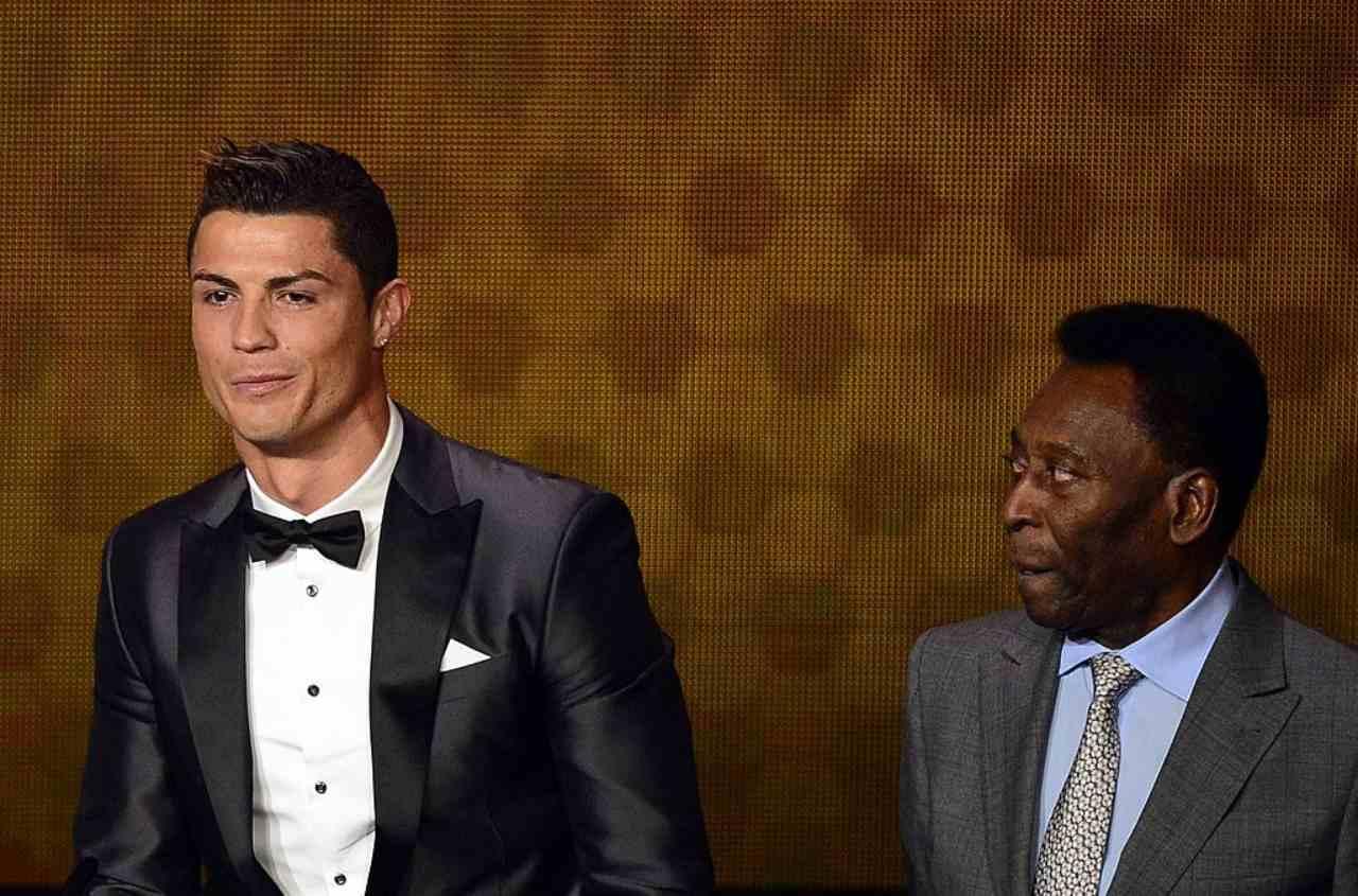 Cristiano Ronaldo Pelè