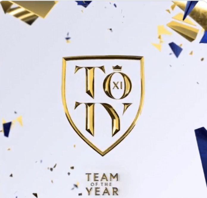FIFA 21 TOTY squadra