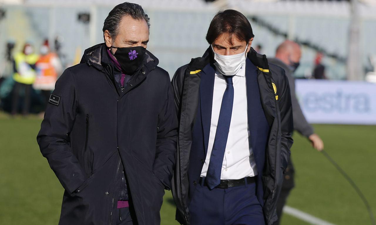 Coppa Italia, i risultati degli ottavi di finale: Fiorentina-Inter ai  supplementari
