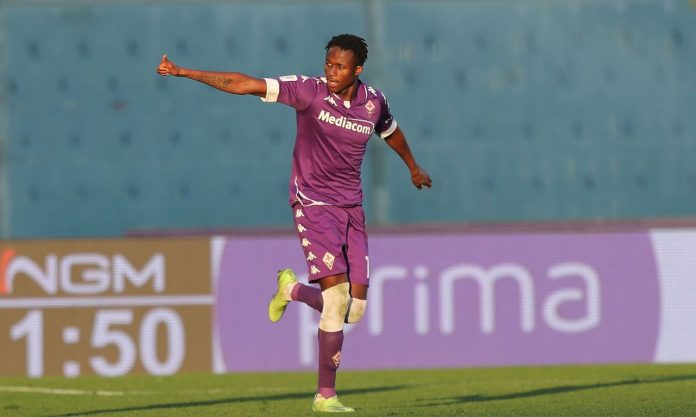 Fiorentina Kouame