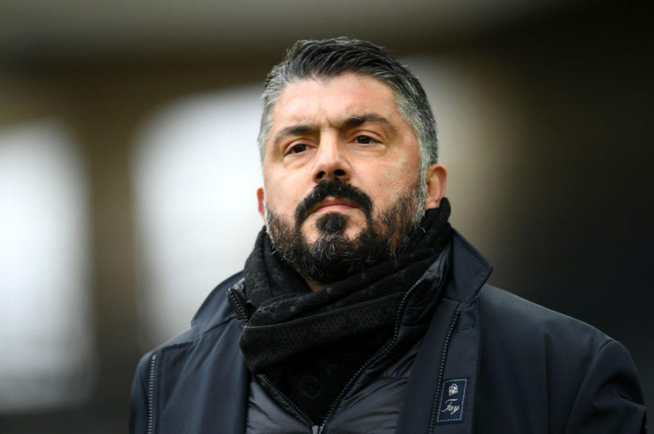 Napoli futuro Gattuso