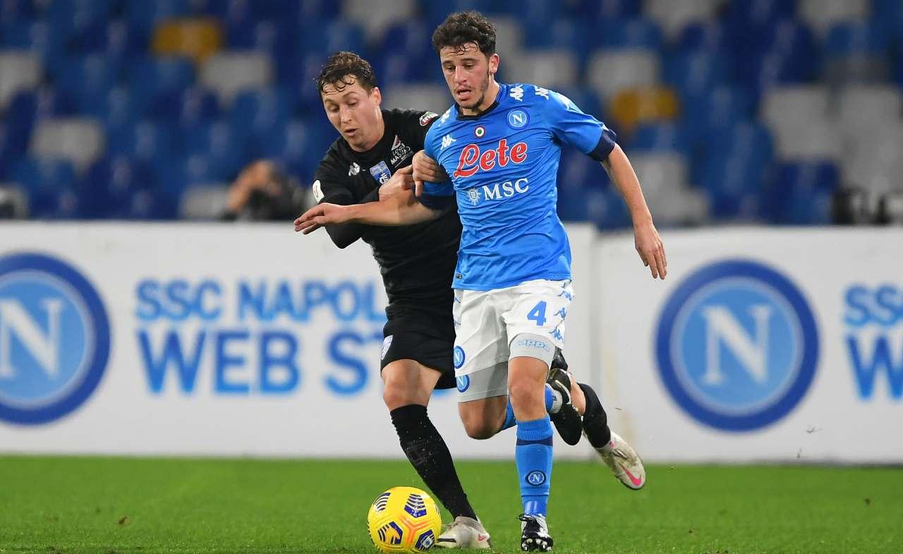 Calciomercato Napoli Demme