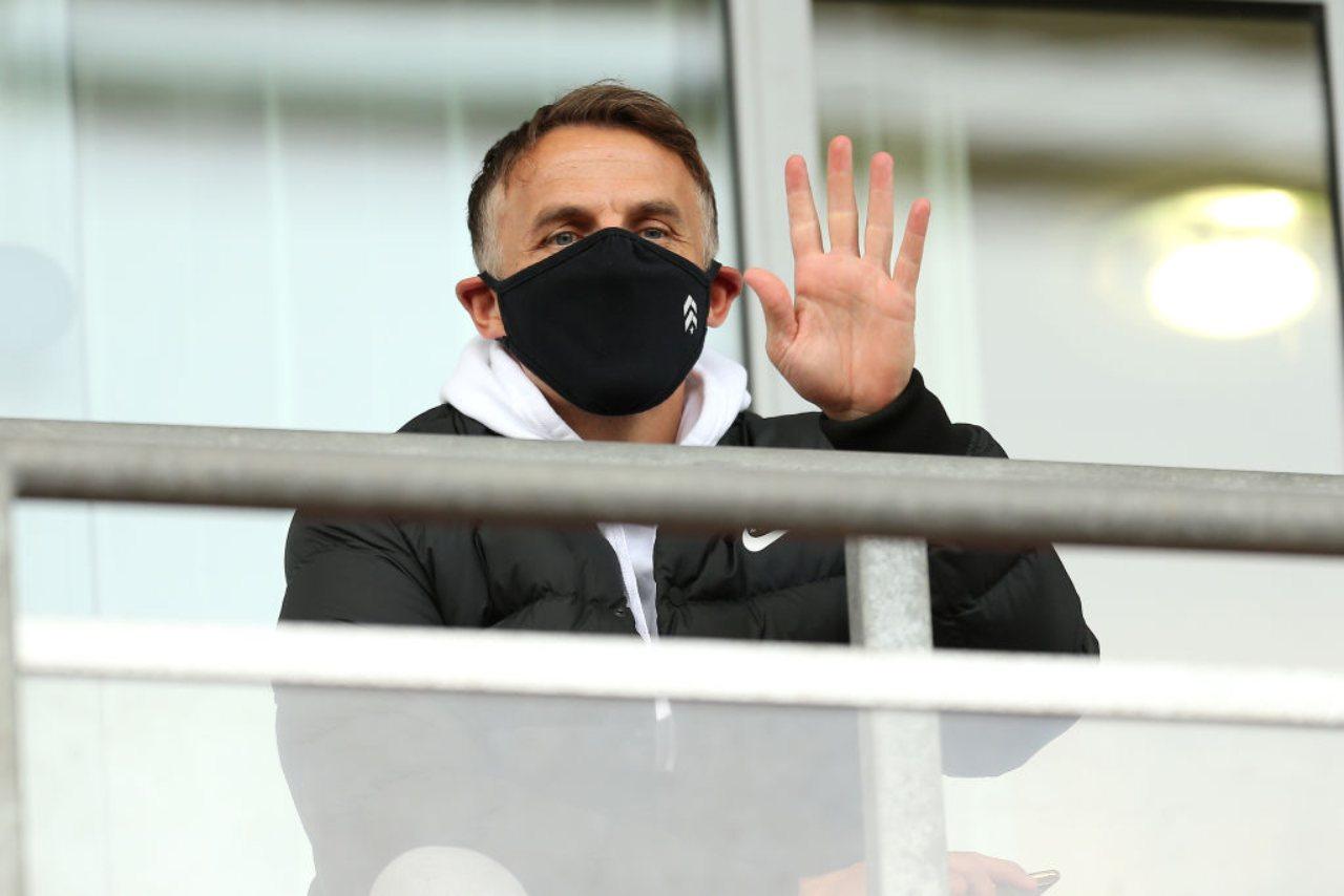 Inter Miami Neville