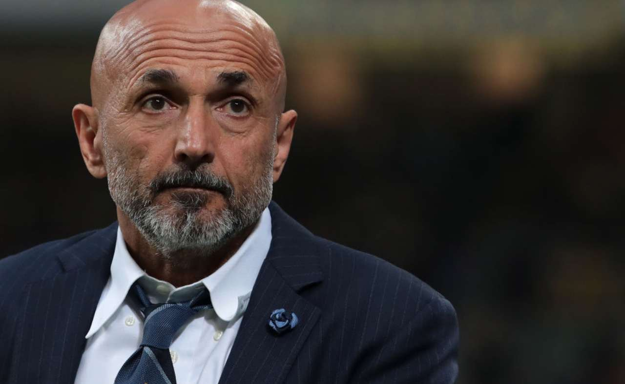 spalletti torna in panchina