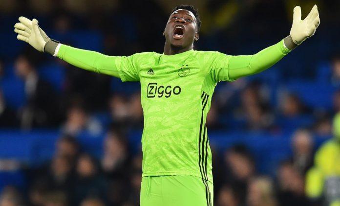 Ajax Onana Inter