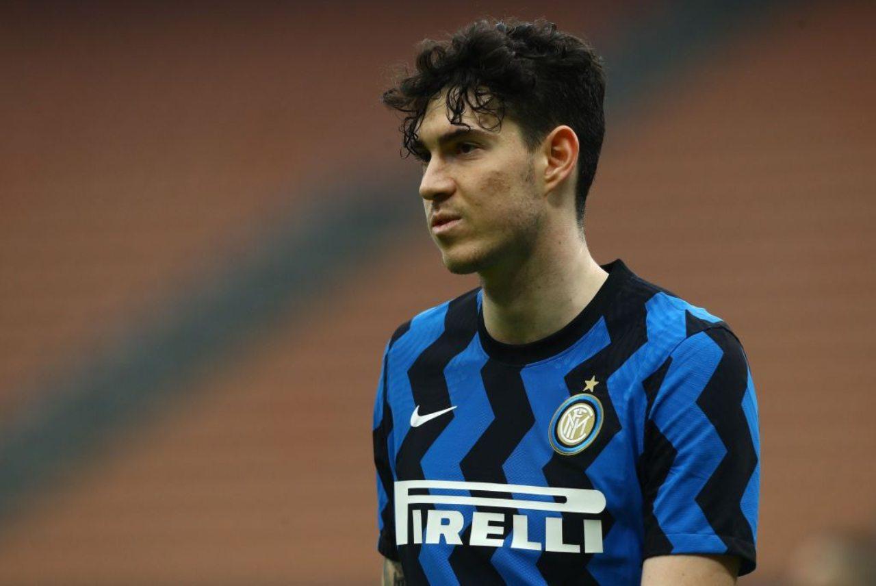 Inter Alessandro Bastoni