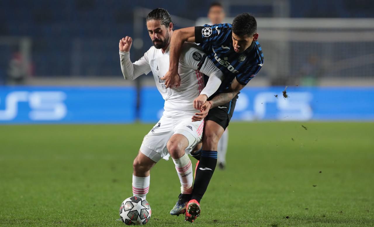 Calciomercato Atalanta Romero