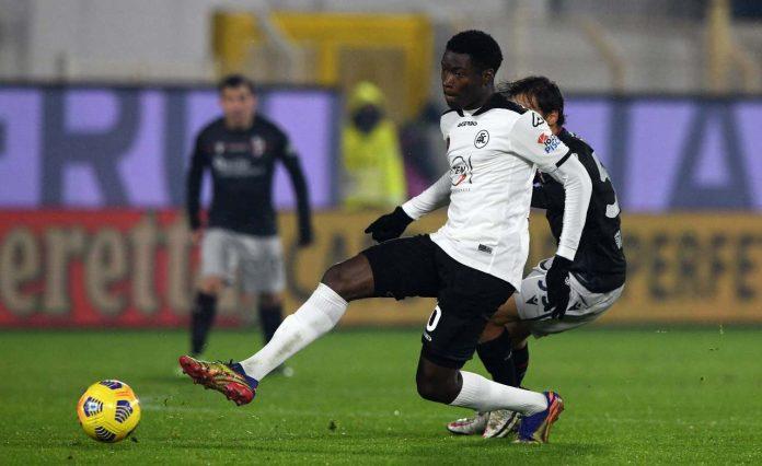 Calciomercato Inter Agoumé