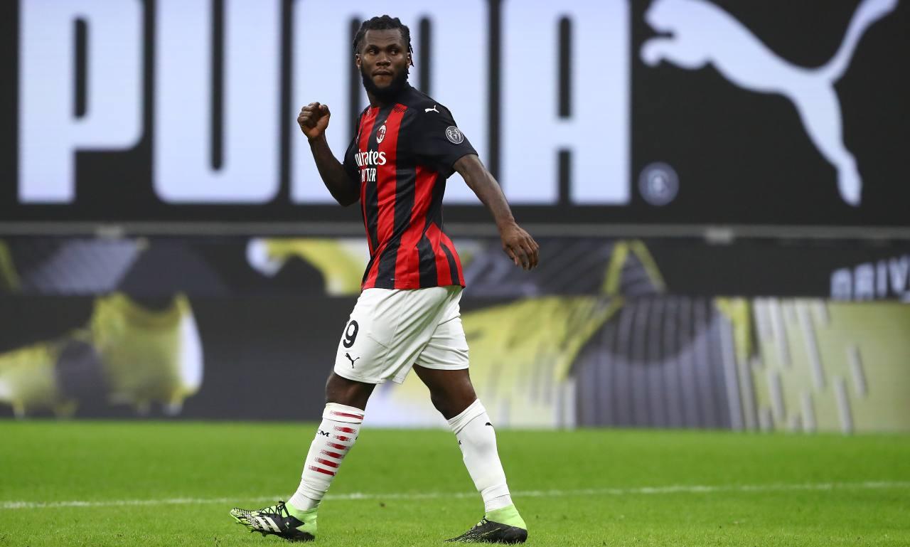 Calciomercato Milan Kessié