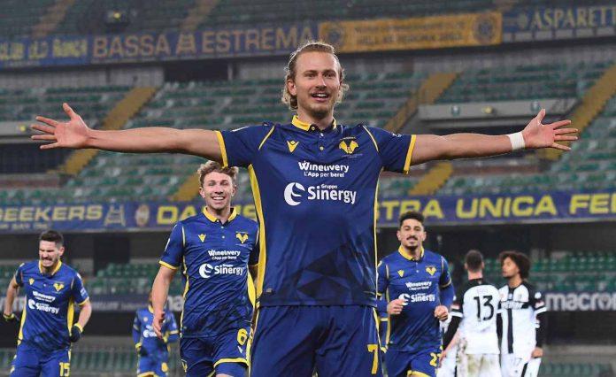 Calciomercato Verona Barak