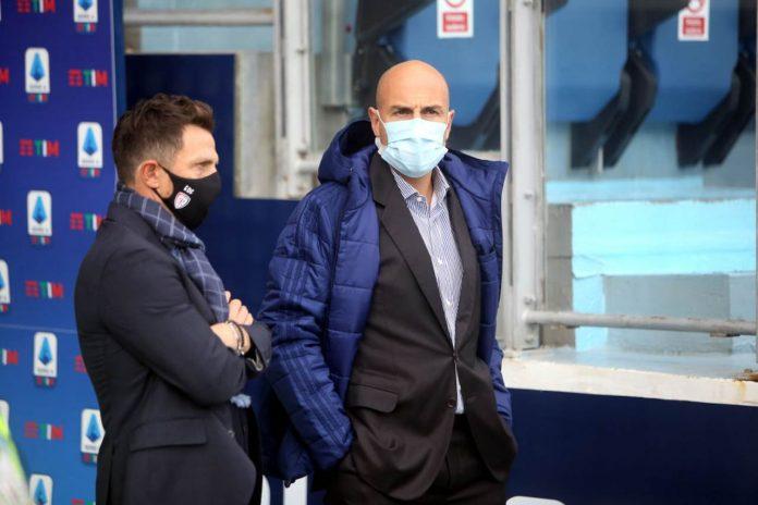 Calciomercato Cagliari caceres