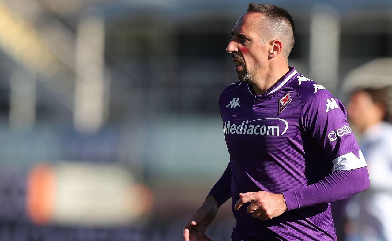 Calciomercato Ribery
