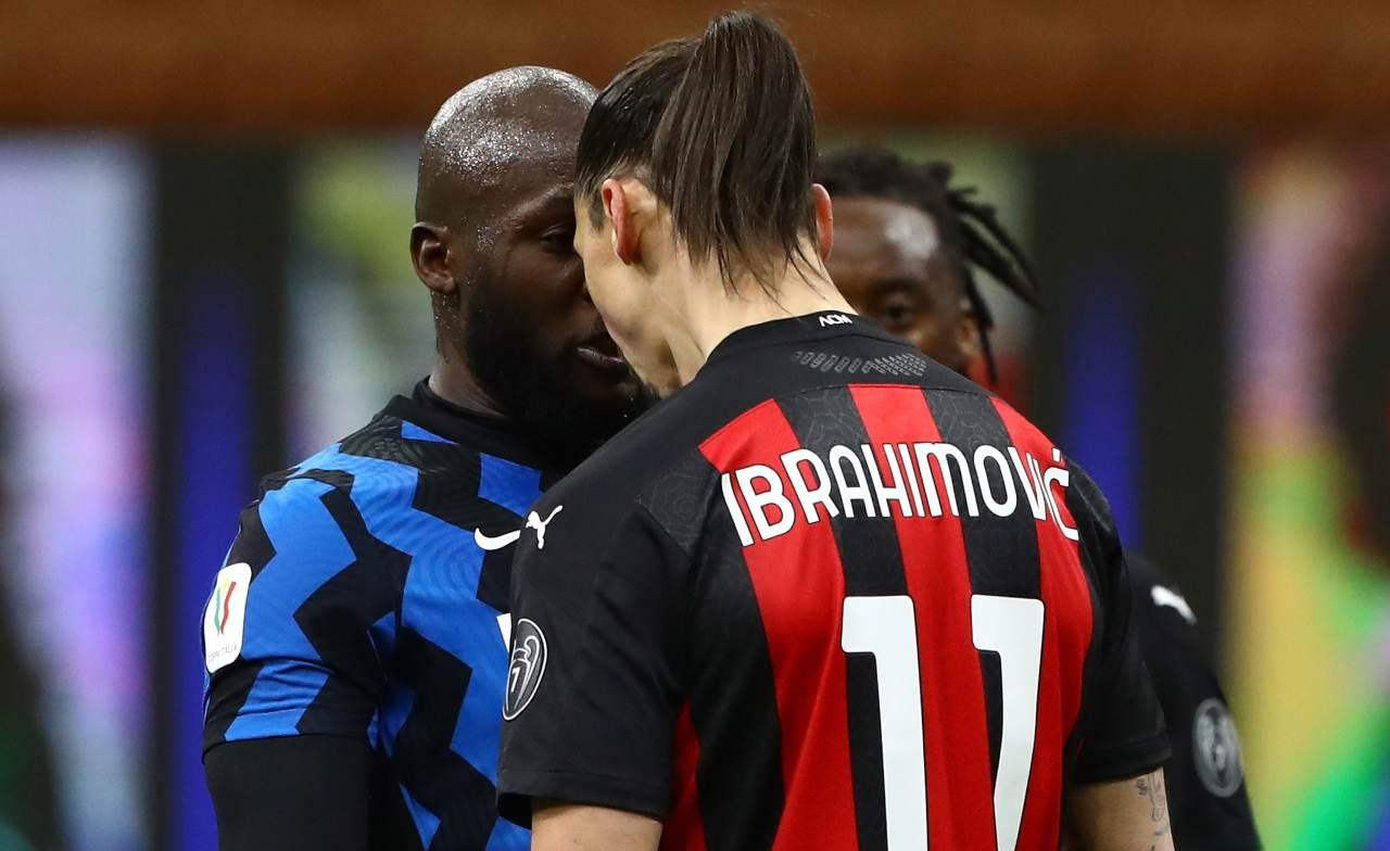 Ibrahimovic Lukaku