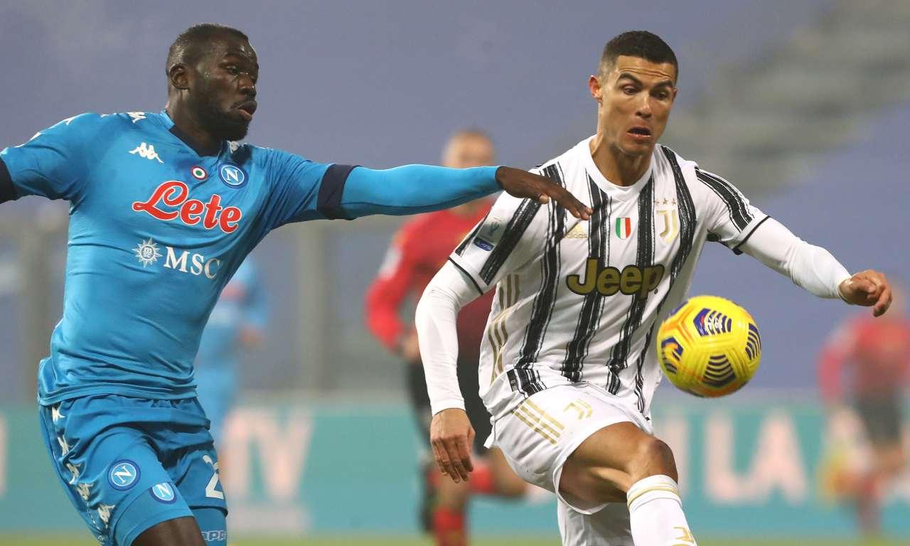Calciomercato Juventus Koulibaly