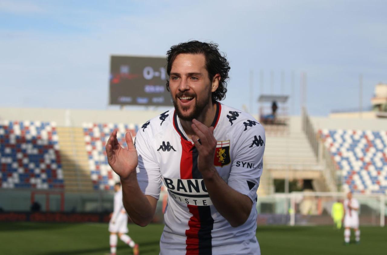 Calciomercato Genoa, addio Destro