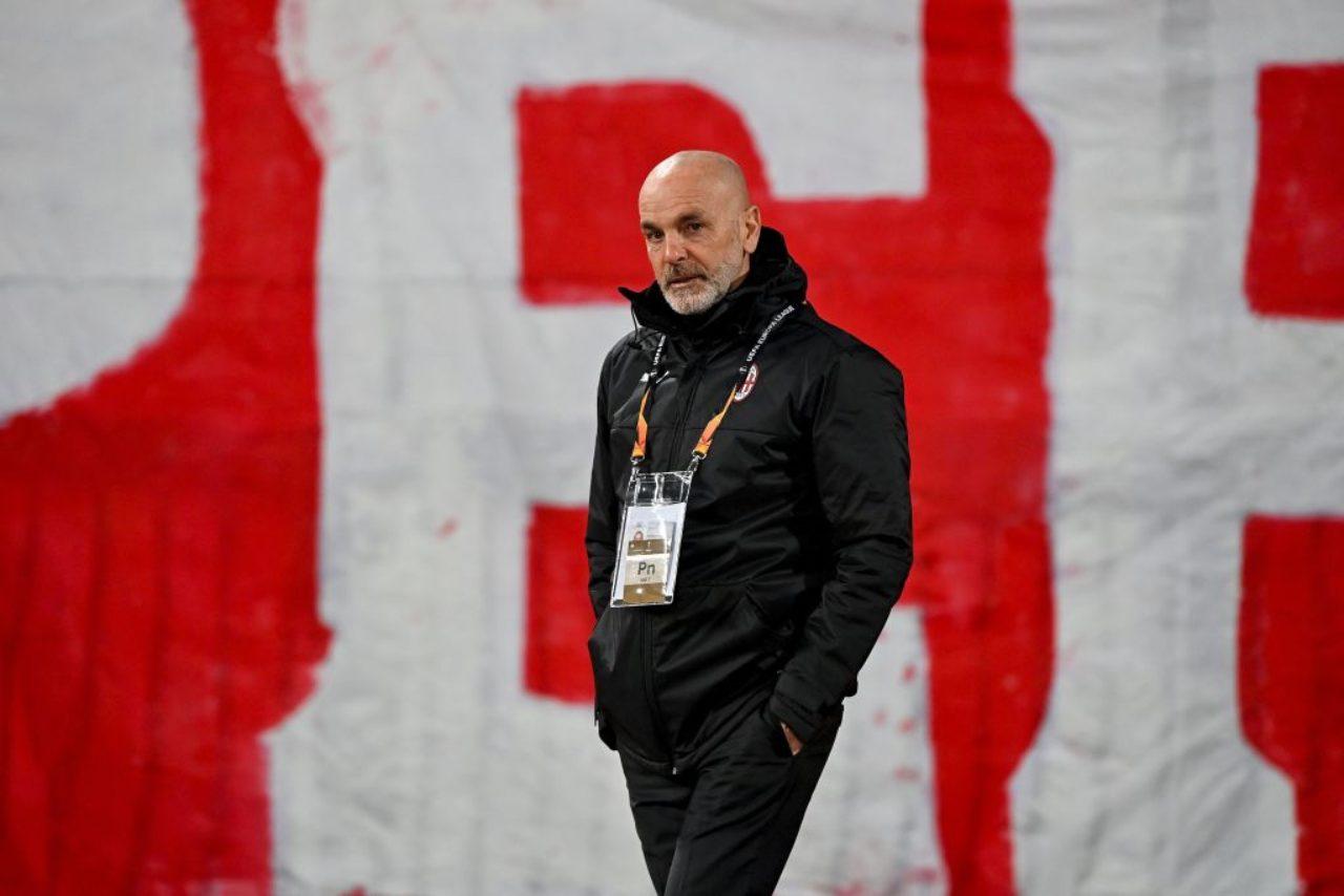 Milan Stefano Pioli