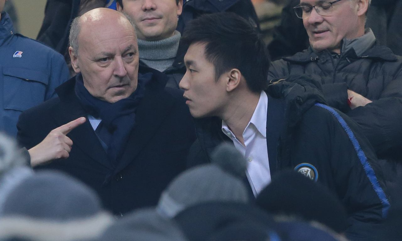 Inter, le parole di Zhang su Conte
