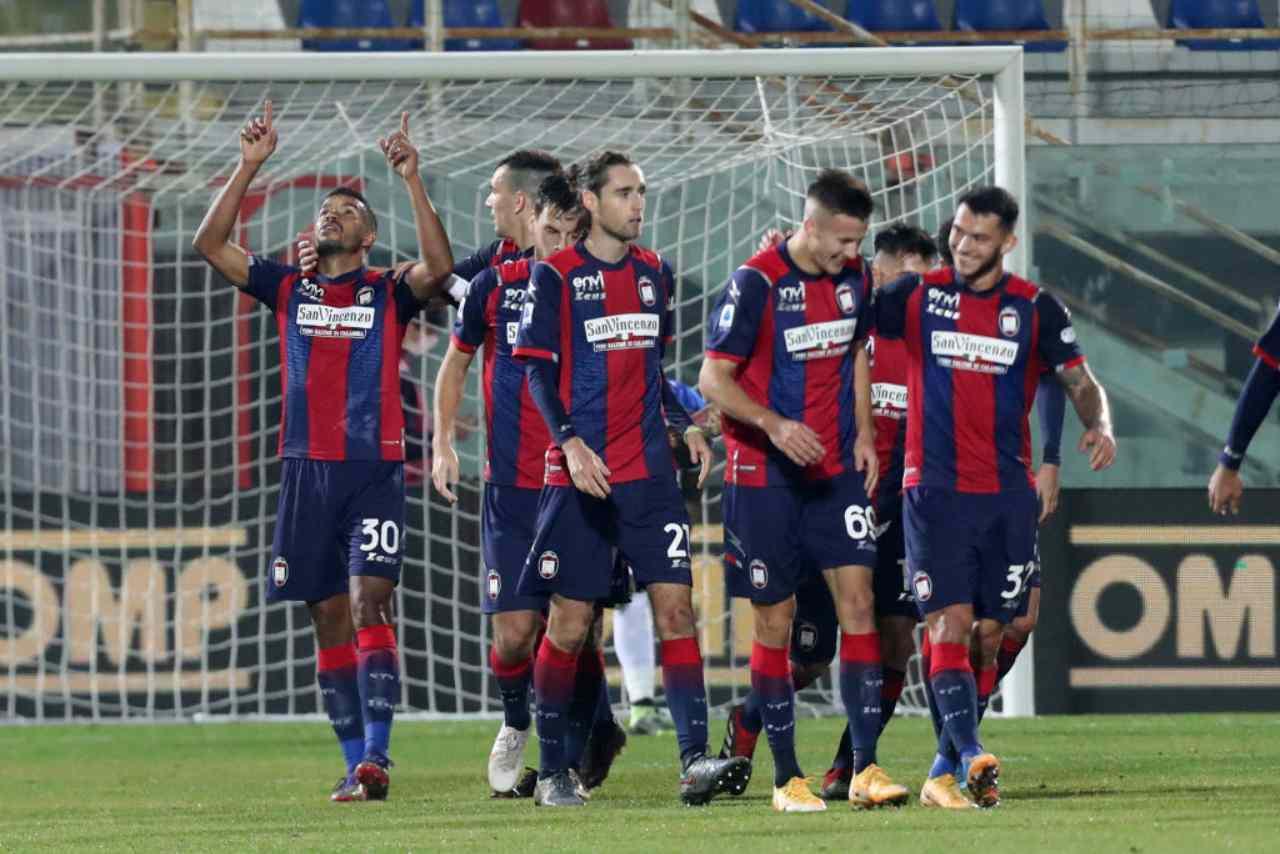 Serie A, Crotone