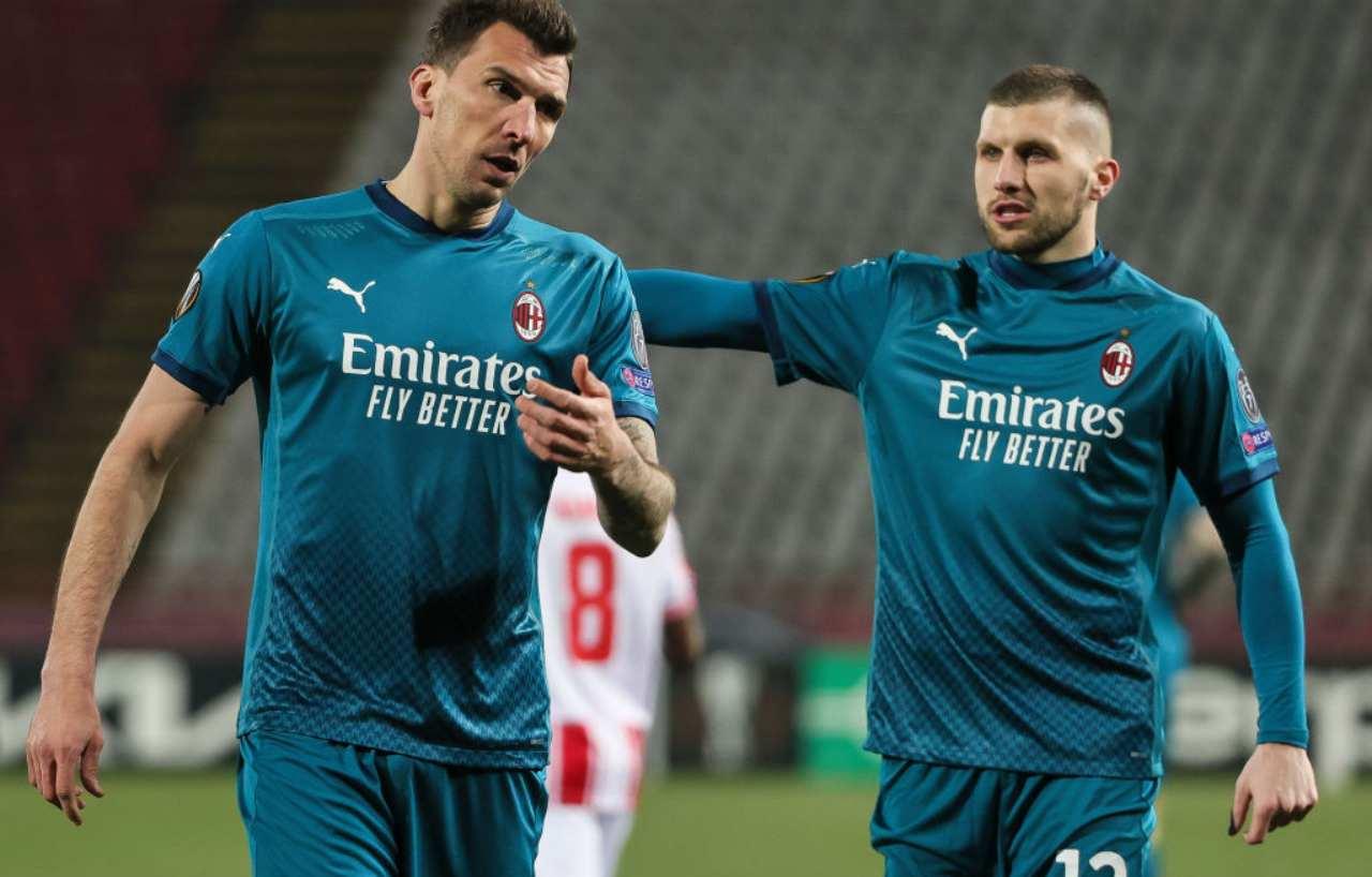 Milan, Mandzukic rinuncia allo stipendio