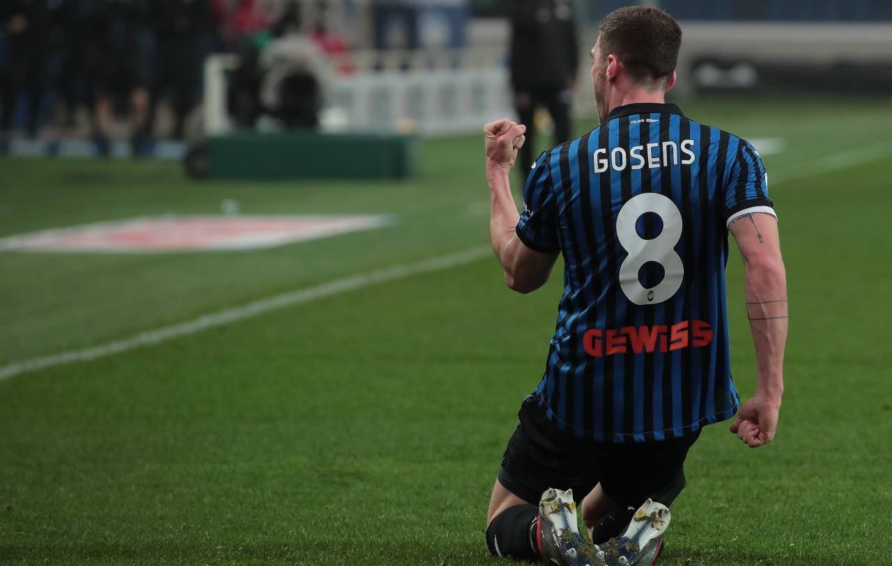 Calciomercato Atalanta Gosens