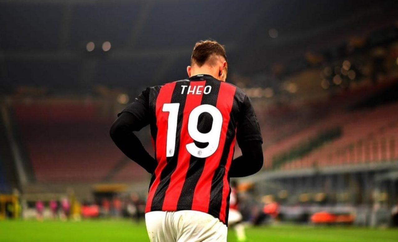 Calciomercato Milan Theo Hernandez