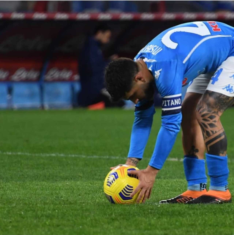 Calciomercato Milan Insigne