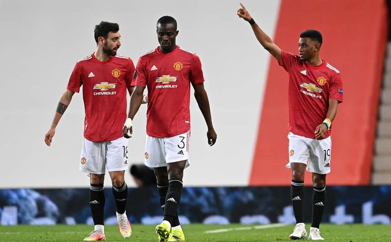 Manchester United Milan