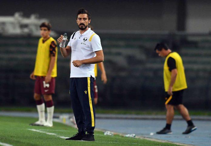 Hellas Verona Matteo Paro