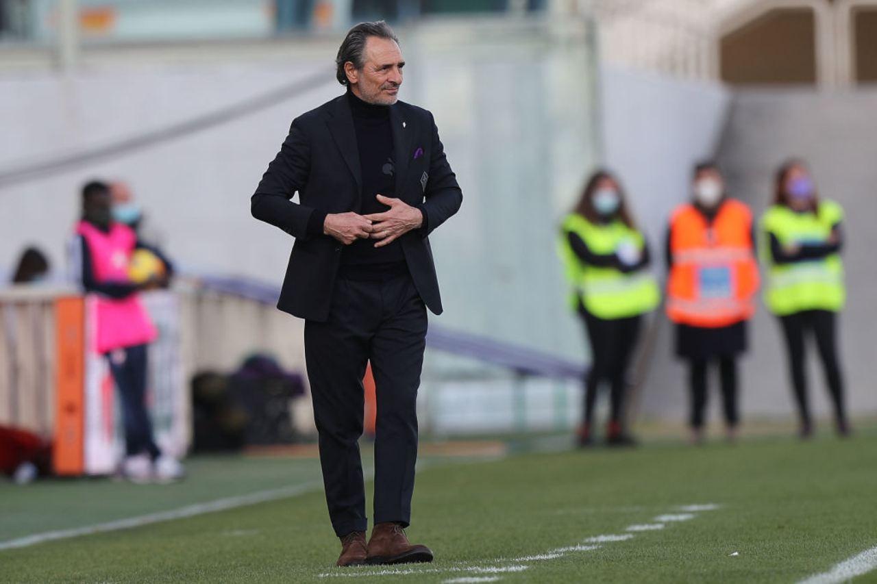 Fiorentina dimissioni Prandelli