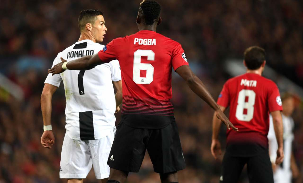Ronaldo Pogba