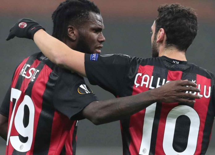 Calciomercato Juventus Calhanoglu
