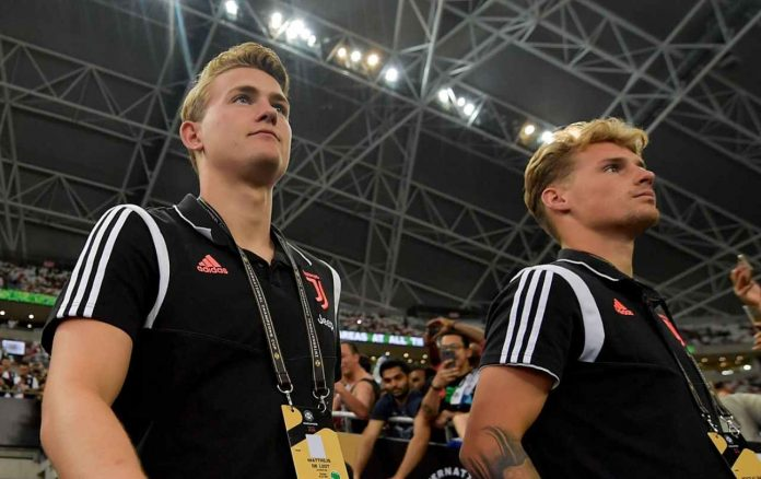 Calciomercato Juventus Frederiksen