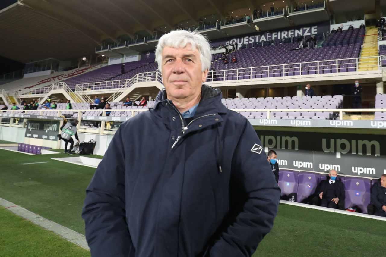 Calciomercato Juventus Gasperini