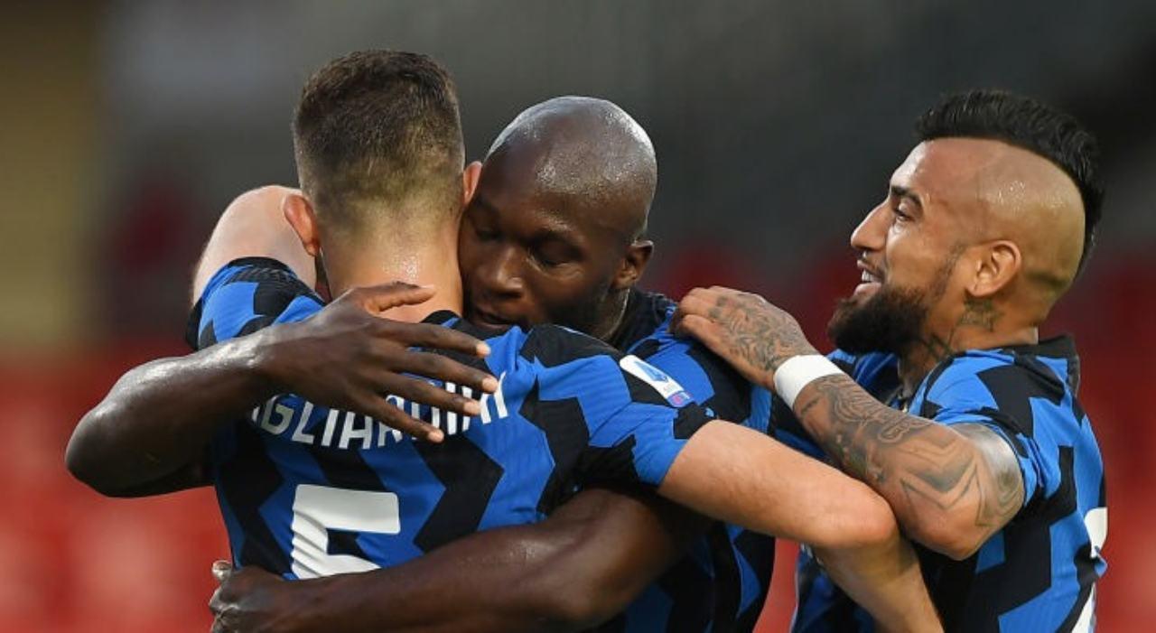 Gagliardini, Lukaku e Vidal