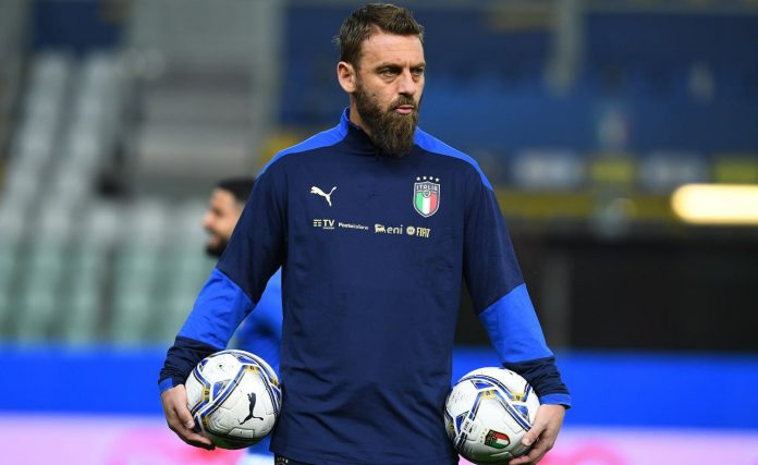 Daniele De Rossi allenatore Seri