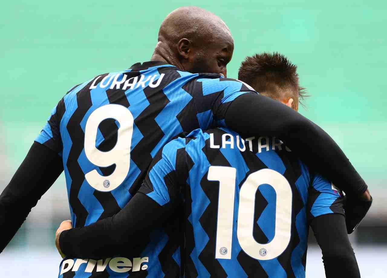 Calciomercato Inter Lukaku e lautaro
