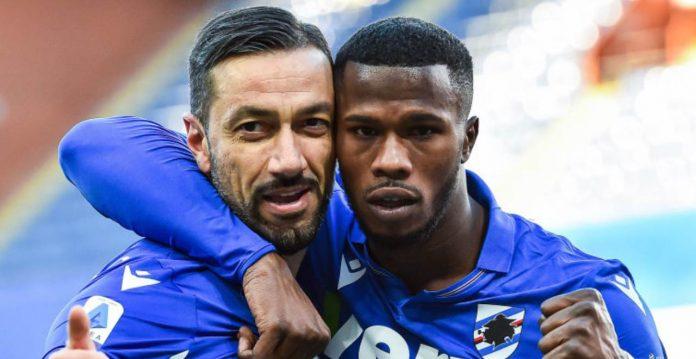 Sassuolo-Sampdoria: risultato live e highlights