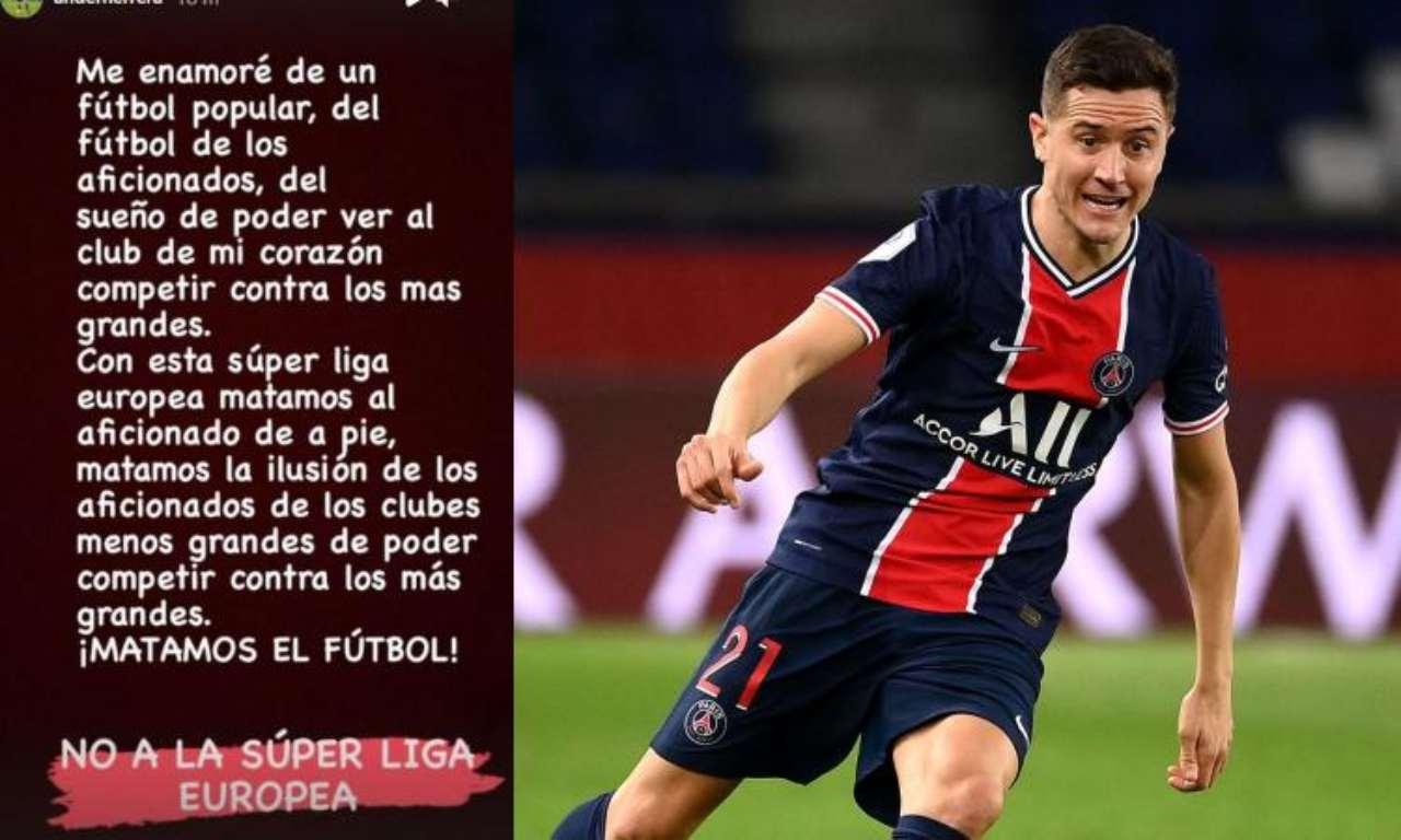 Superlega Ander Herrera