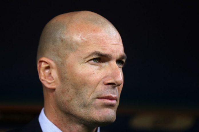 Calciomercato Juventus Zinedine Zidane