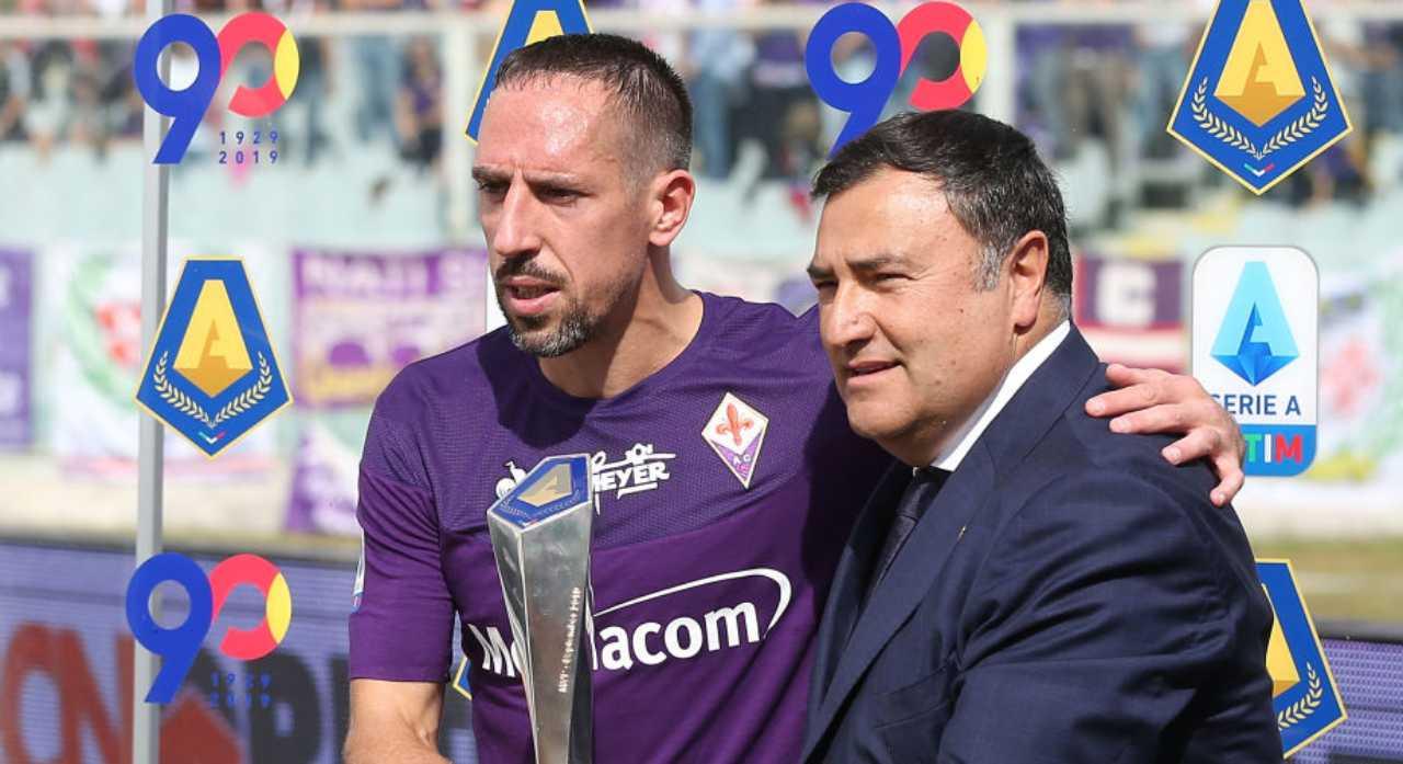 Calciomercato Torino Ribery