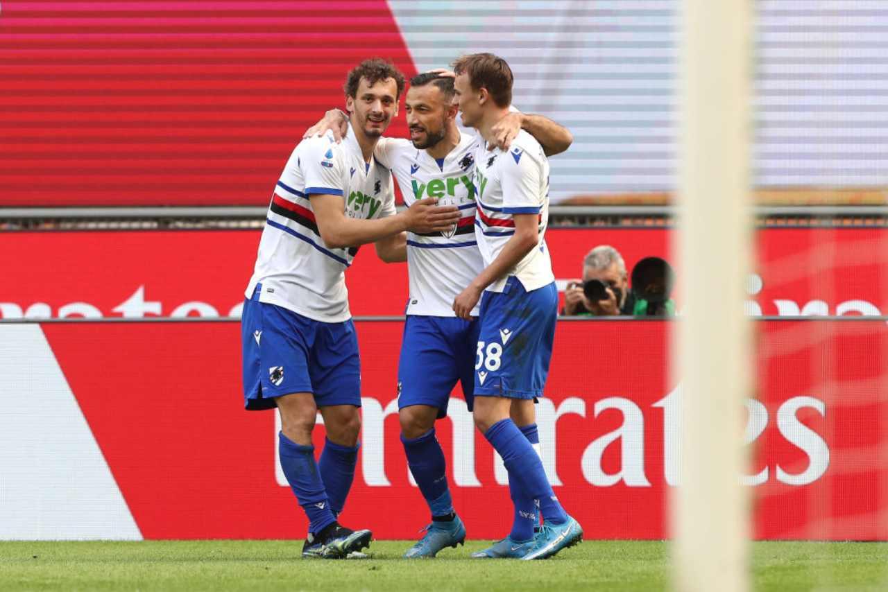 Calciomercato Inter Damsgaard
