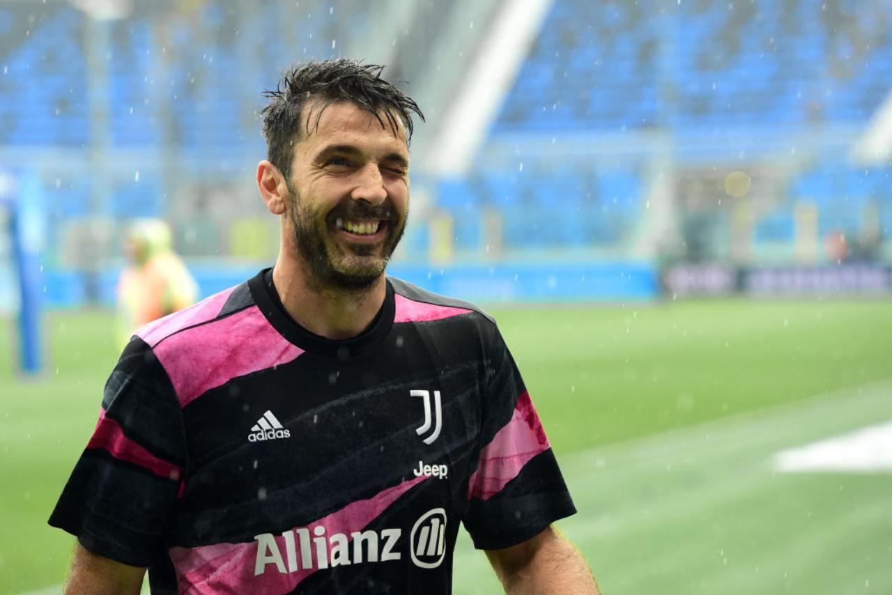 Calciomercato Juventus Buffon