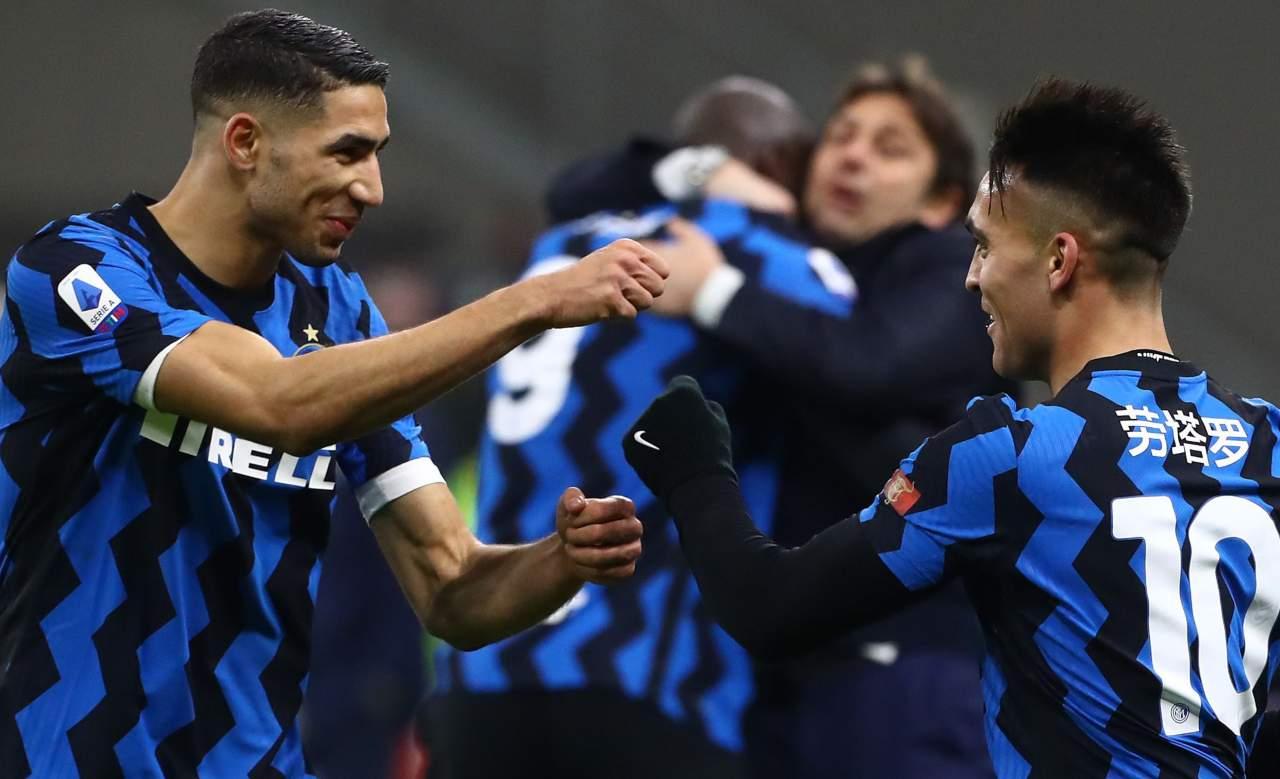 Calciomercato Inter lukaku Conte